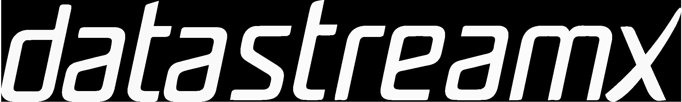DataStreamX Logo Master-white